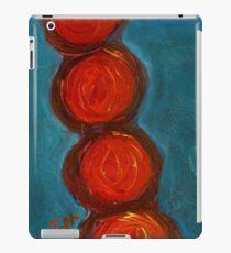 Project 321 - Red Umbrellas iPad Case/Skin