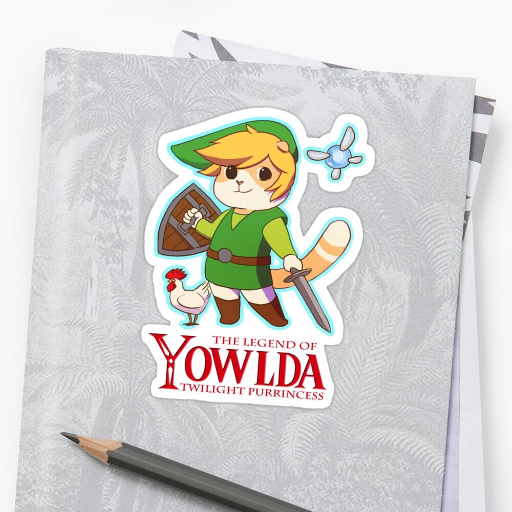 Yowlda  by derlaine