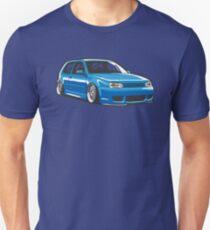 Stanced out Golf MK4 Unisex T-Shirt