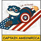 Captain Ameowrica by derlaine