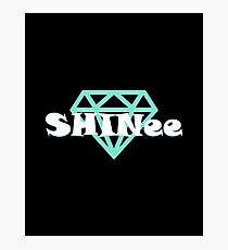 SHINee (small) Photographic Print