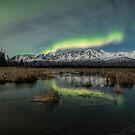 Auroral Wave by akaurora