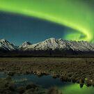 Auroral Swirl by akaurora