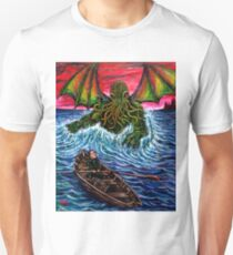 Chtulhu and Lovecraft T-Shirt