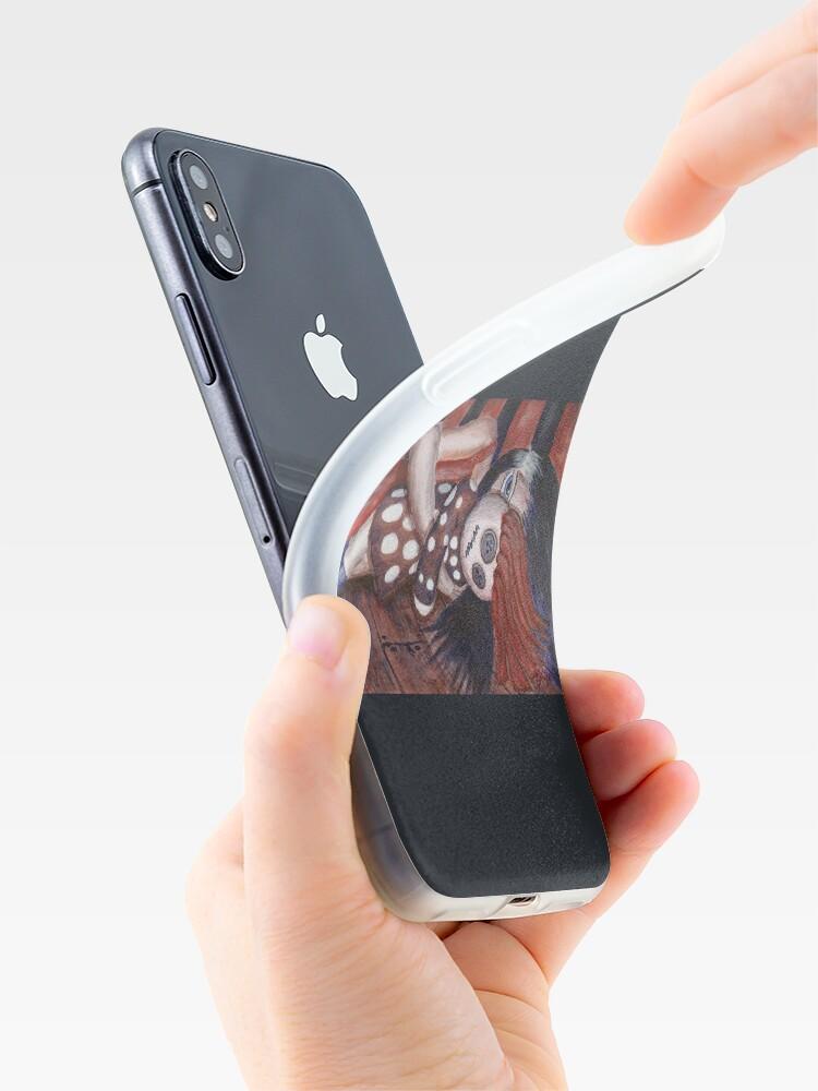 Vista alternativa de Vinilos y fundas para iPhone Sin título