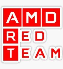 AMD Red Team | Ryzen Vega Sticker