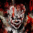 IT: Pennywise by Trozostudio