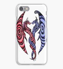 Dragons love iPhone Case/Skin
