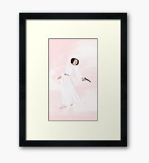 . . . And My Sister Has It Framed Print