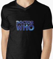Doctor Who Classic Series Eighth Doctor Logo T-Shirt