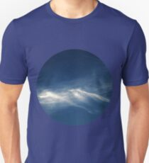 White mountains in the sky T-Shirt