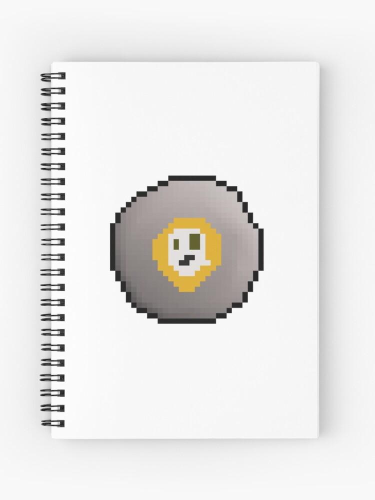 OSRS Chaos Rune | Spiral Notebook