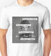 'Tis A Pity Abstract  T-Shirt