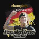 Champ Sascha  by Dulcina