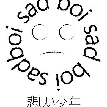sad boi club by AlcatrazGraphic