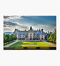 The Biltmore House   Photographic Print