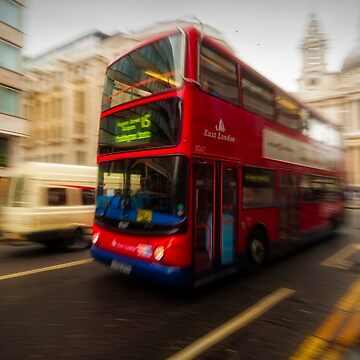 London Bus by photograham