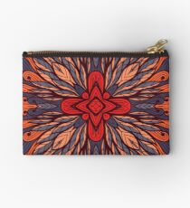 Hand drawn floral ornament Studio Pouch
