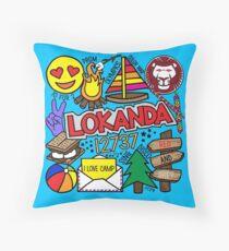 Lokanda Throw Pillow