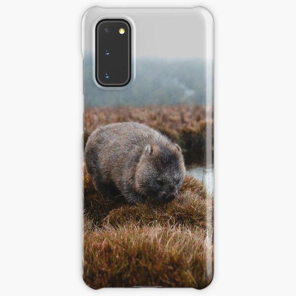 Tasmanian Wombat Samsung Galaxy Snap Case