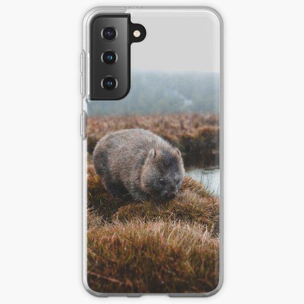 Tasmanian Wombat Samsung Galaxy Soft Case