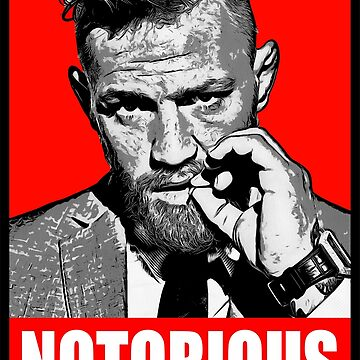 conor mcgregor by mariadems