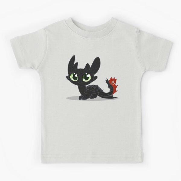 Chibi Toothless Kids T-Shirt