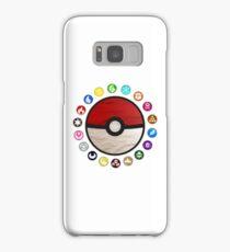 Pokemon Pokeball Samsung Galaxy Case/Skin