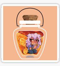 Bakura-In-A-Jar Sticker