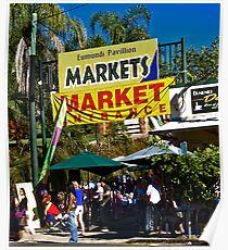 Markets Poster