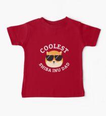 Coolest Shiba Inu Dad Kids Clothes