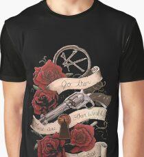 the gunslinger dark tower Graphic T-Shirt