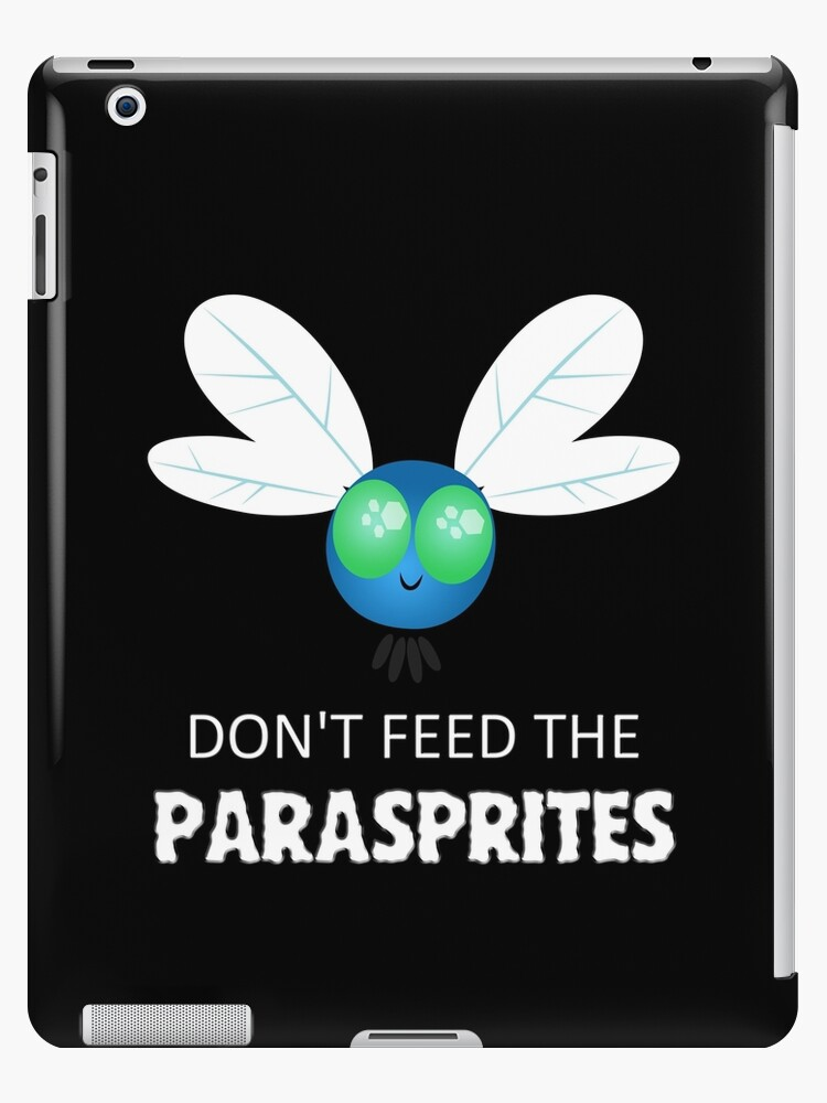 Don't Feed The Parasprites by Colossal