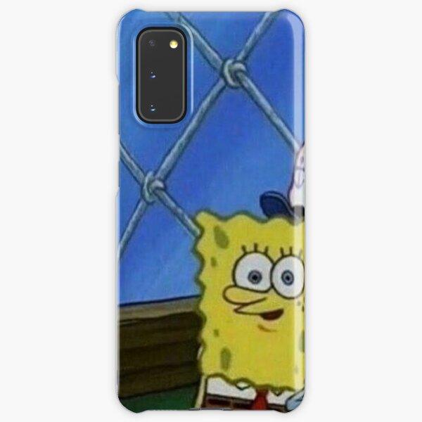Spongebob Samsung Galaxy Snap Case