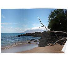 Maluaka Beach, Maui, Hawai'i Poster