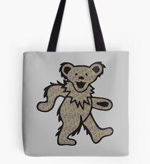 Grateful  Dead Bear Tote Bag