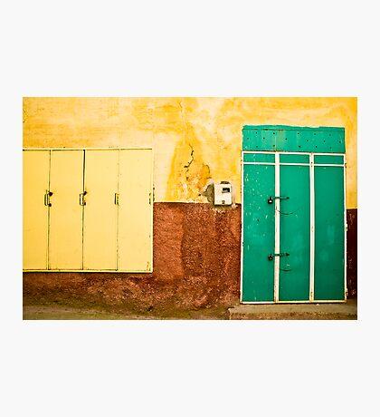 Meknes Wall Photographic Print