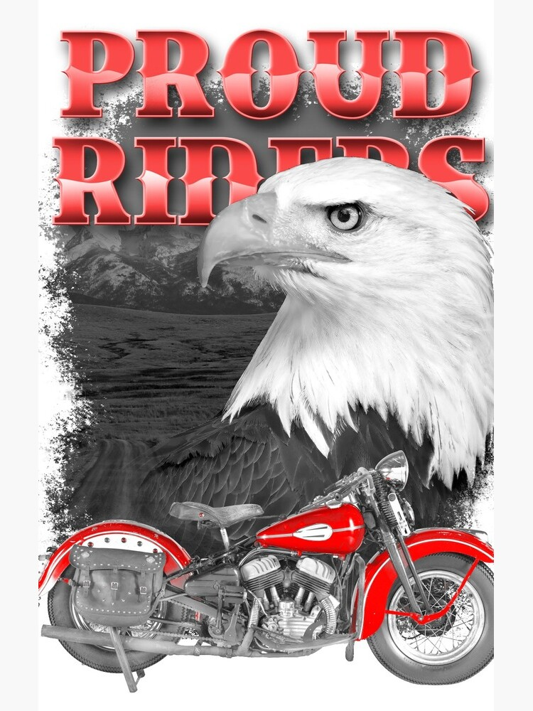 Proud Riders Eagle by LeoZitro
