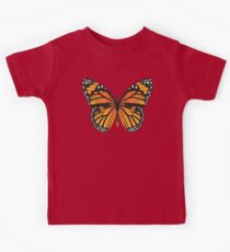 Monarch Butterfly Kids Clothes