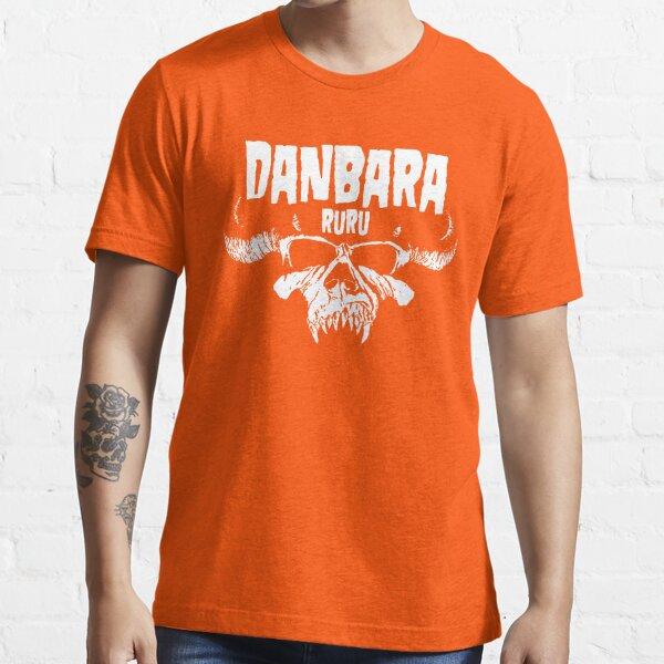 Danbara Ruru - Danzig - White Ink Essential T-Shirt