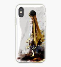 Monogatari Shinobu iPhone Case