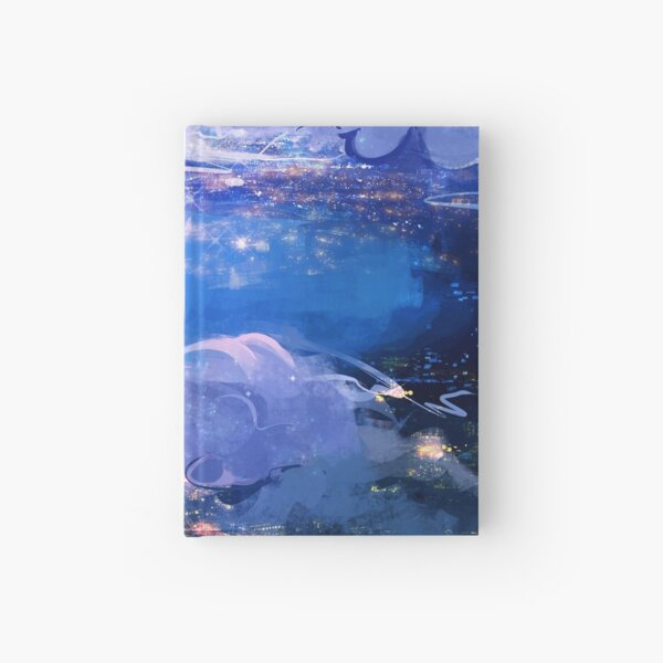 above the clouds Hardcover Journal