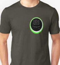 """Rumi Quote: """"I'll meet you there"""" Unisex T-Shirt"""
