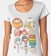 [Special Lucky Toy Box] Women's Premium T-Shirt