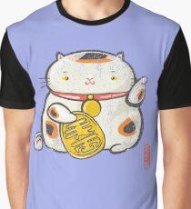ManekiNeko [Special Lucky Toy Box] Graphic T-Shirt