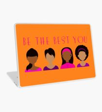 Black Girls Be The Best You Laptop Skin