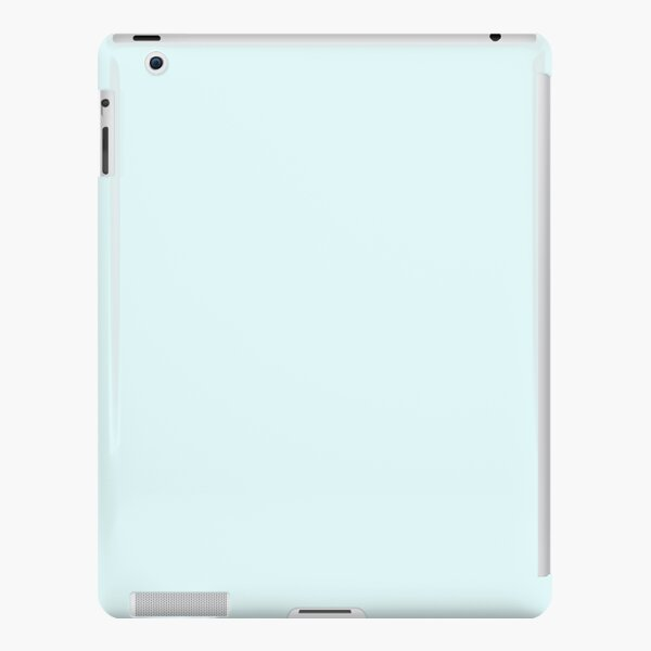 Bubbles Cyan iPad Snap Case