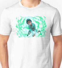Naruto Blazing - Rock lee 8 Portes T-Shirt