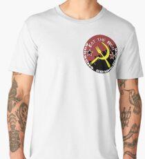 Anarcho-Cannibalism Circle Men's Premium T-Shirt
