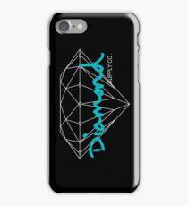 Diamond Supply Co Teal iPhone Case/Skin